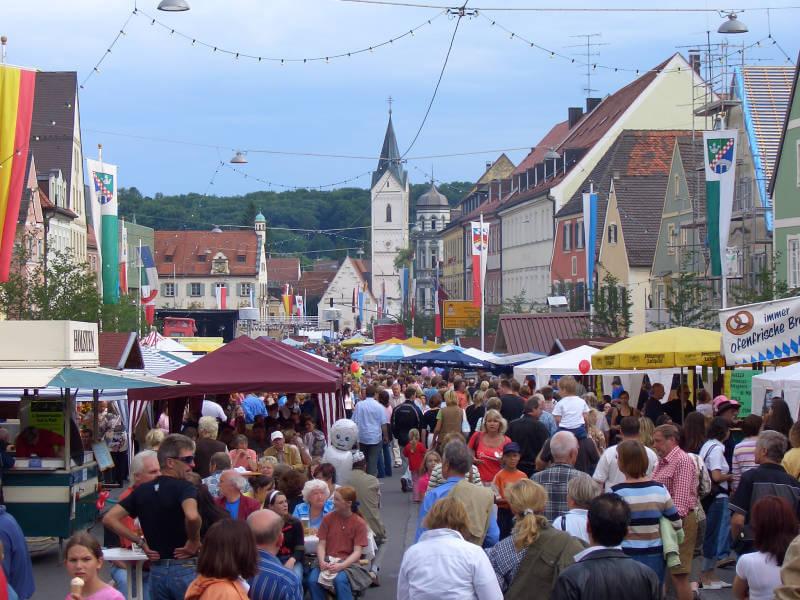 Altstadtfest 2013
