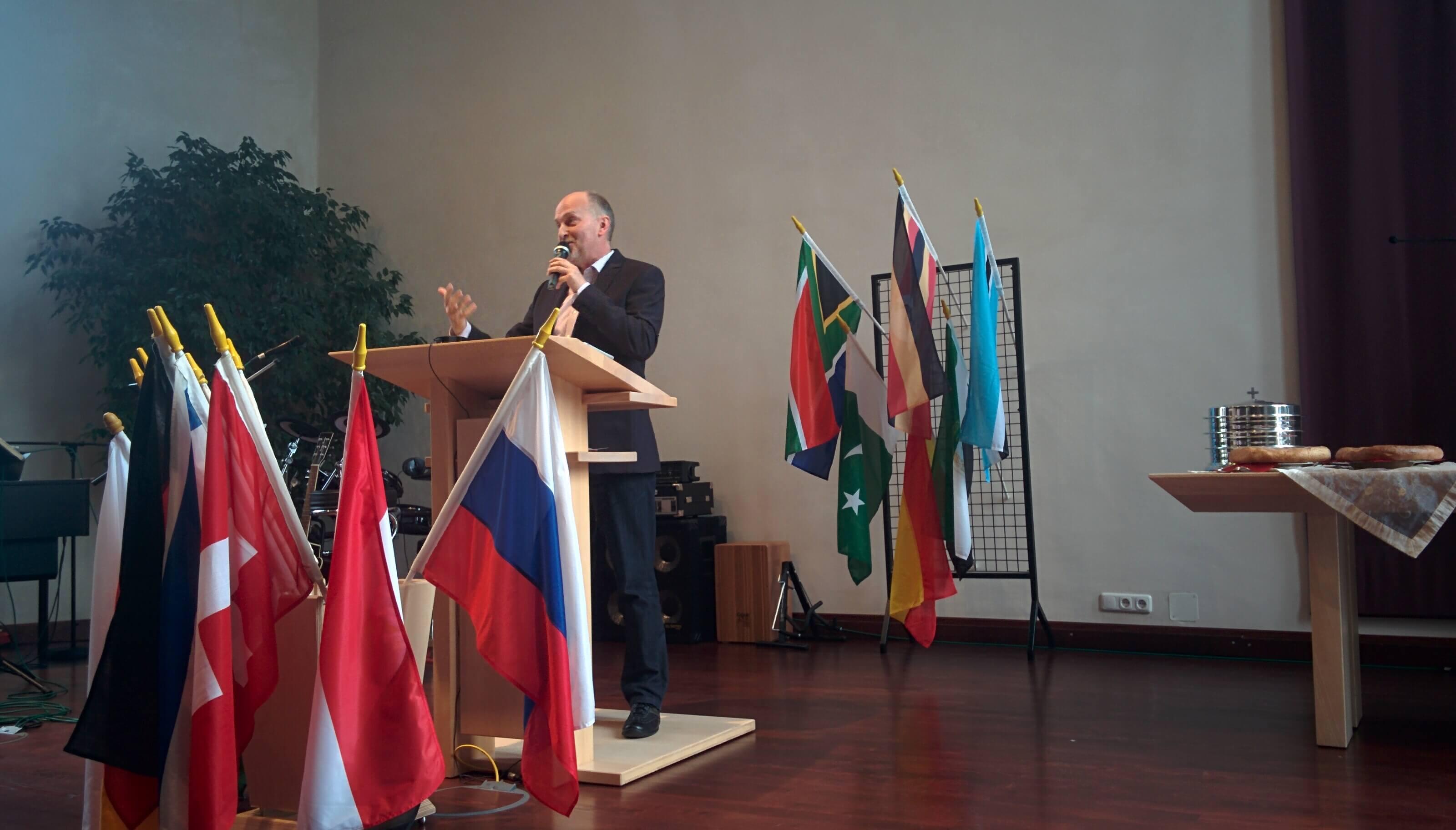 Gemeinsam auf Kurs 2016: Predigt von Jürgen Klammt