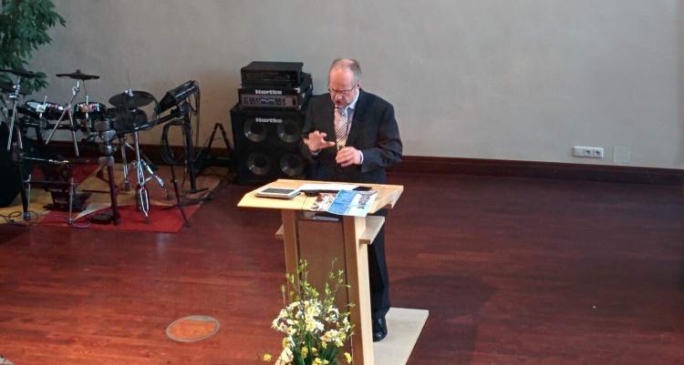 Gerd Ballon, Predigt am 13.03.2016
