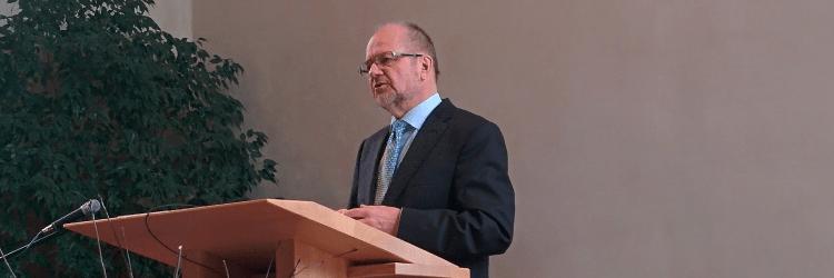 """Gerd Ballon, Predigt am 10.04.2016 zum Thema """"Erweckung in der Gemeinde (1)"""""""