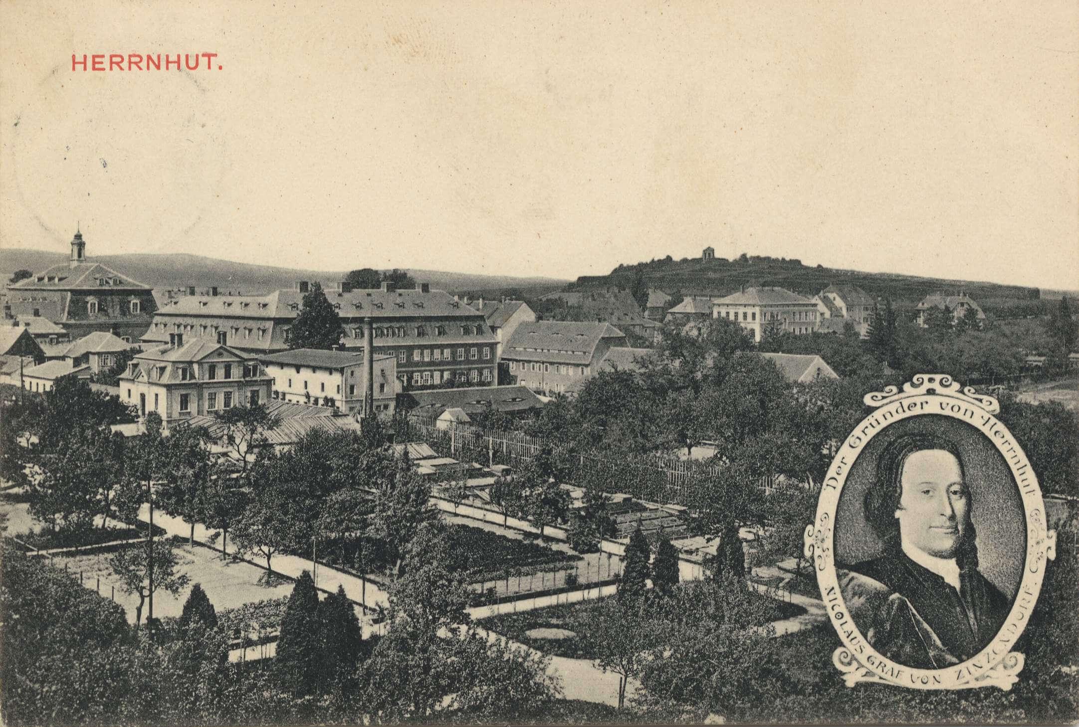 Nikolaus Ludwig von Zinzendorf und die Herrnhuter Brüdergemeine