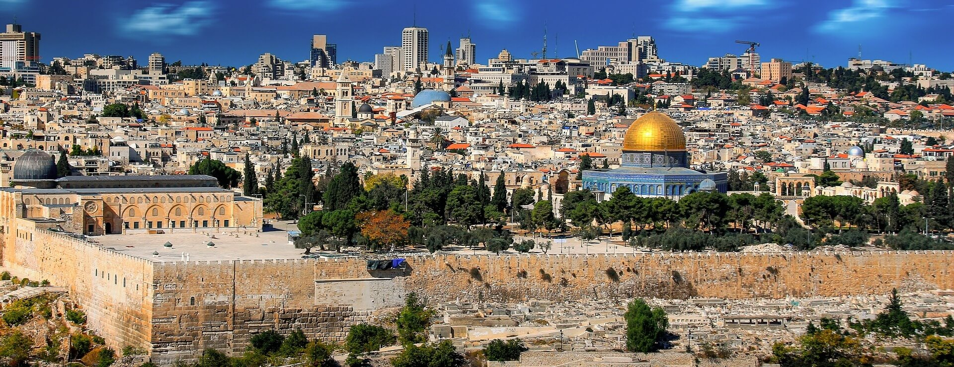 Bild Altstadt Jerusalem
