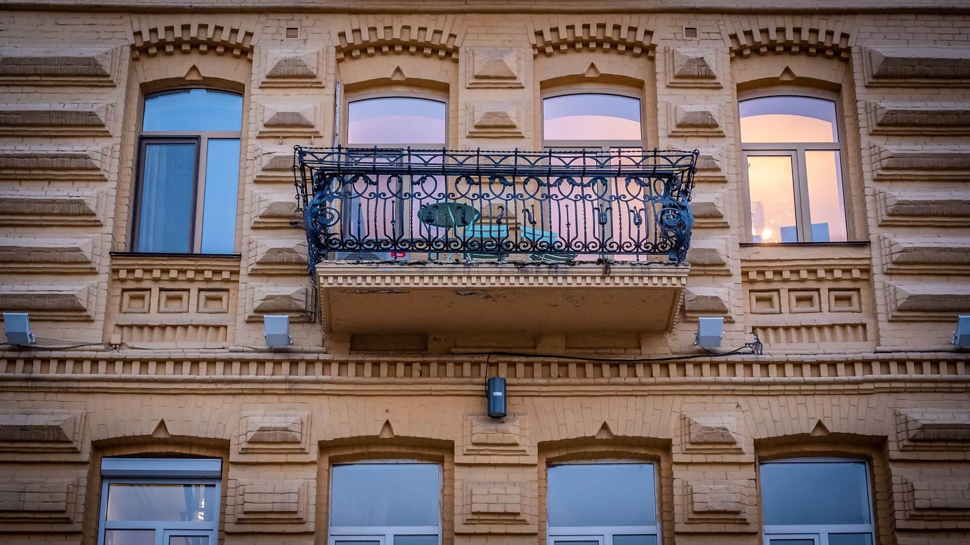Wohnungen mit Balkon